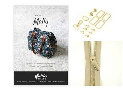 Sallie Tomato Pat Kit 6 Molly