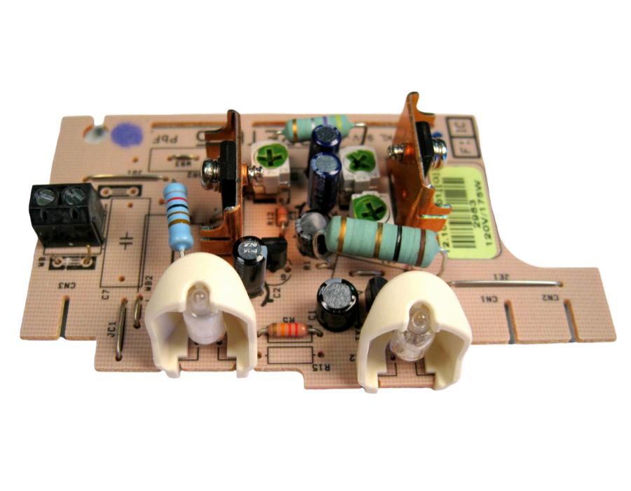 SEBO ET 1 (12  175w) Power Nozzle Board #2983ER