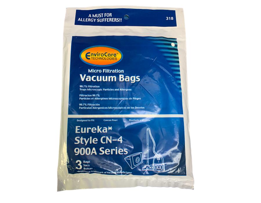 Eureka Bags CN4 Micro 3pk. 318