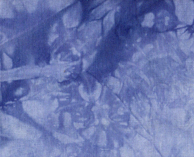 Boysenberry Hand-Dyed Linen