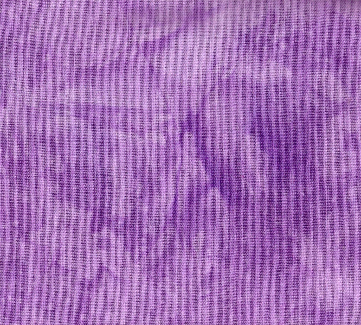 Orchid Hand-Dyed Linen Fat Quarter