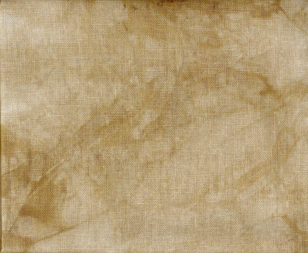 Dulce de Leche Hand-Dyed Linen