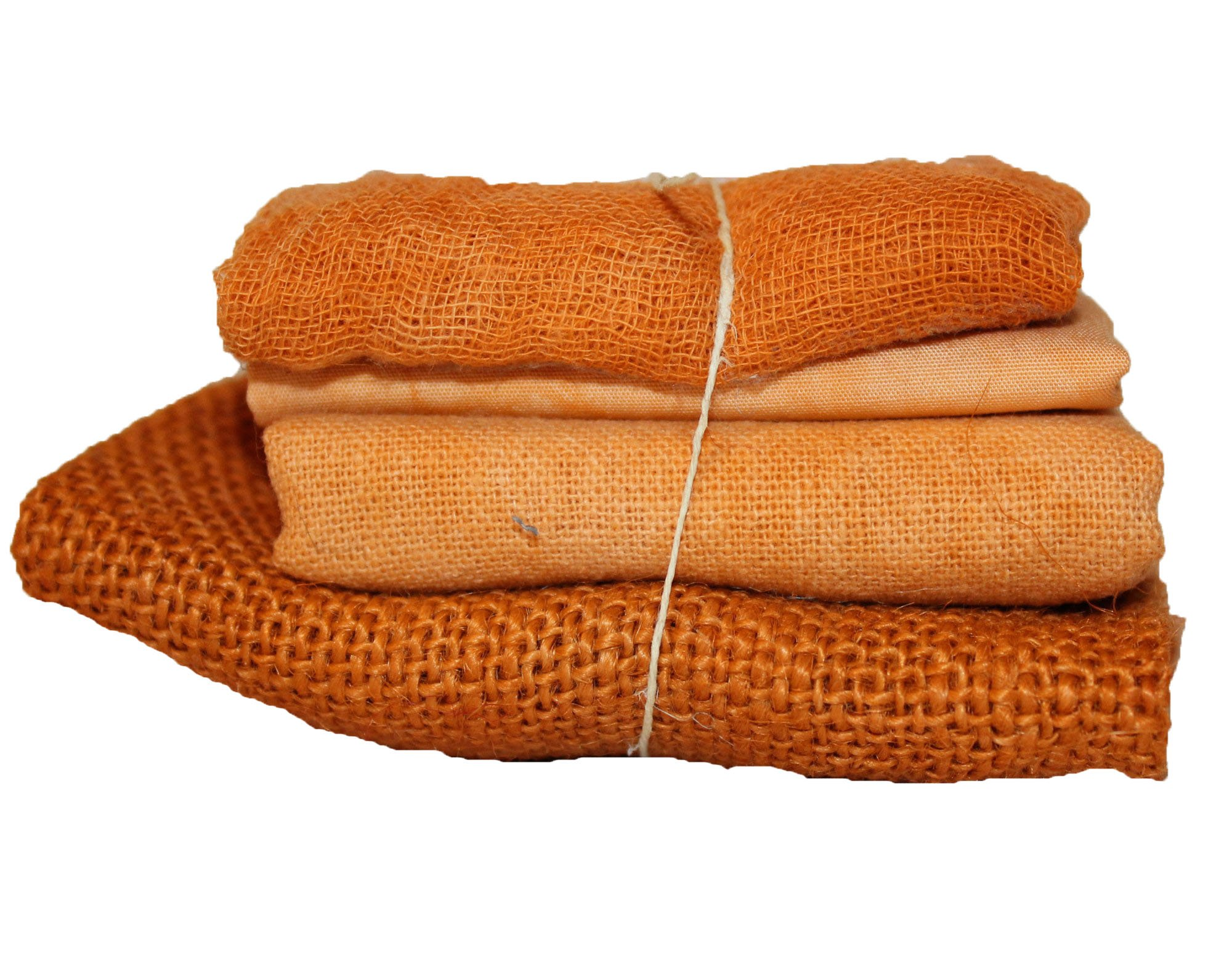 Amber Bindle - Cheesecloth, Cotton, Osnaburg, & Burlap