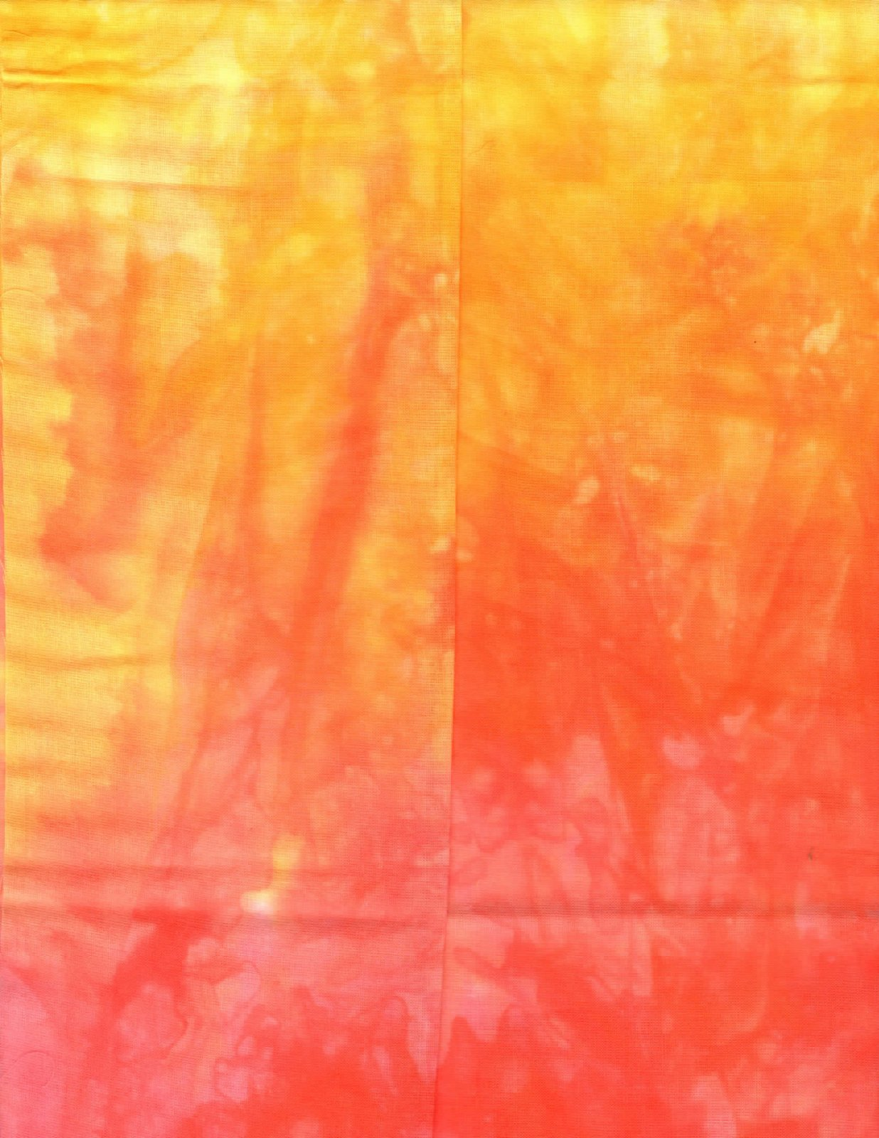 Blaze Hand-Dyed Organdy FQ