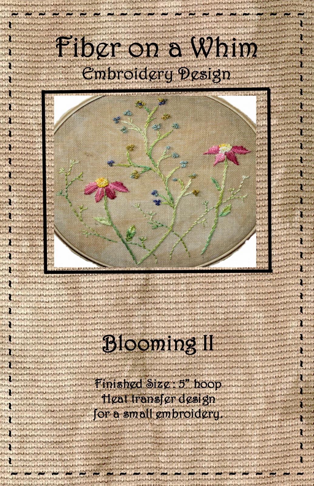Blooming II Heat Transfer Design