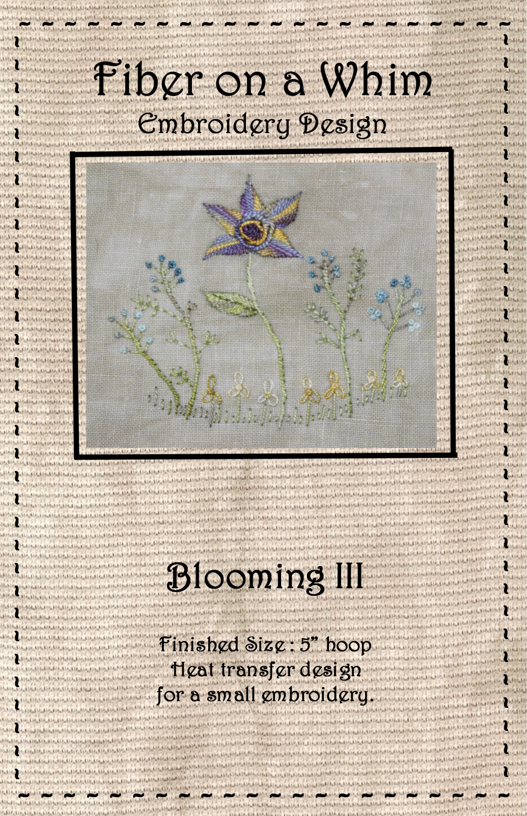 Blooming III Heat Transfer Design