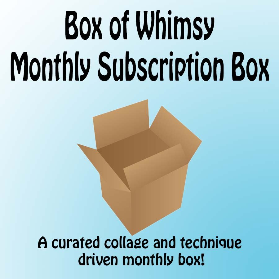 Box of  Whimsy: Monthly Subscription Box
