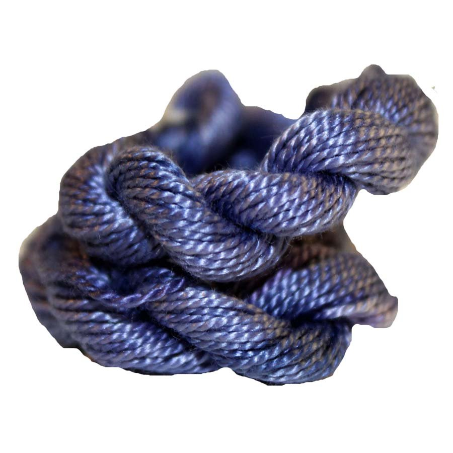 Boysenberry- Solid Hand-Dyed Perle Cotton Size 5