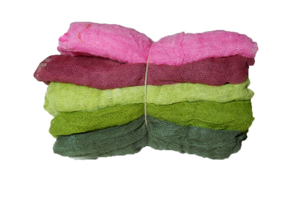 Briar Patch 5pc Hand Dyed Cheesecloth Combo