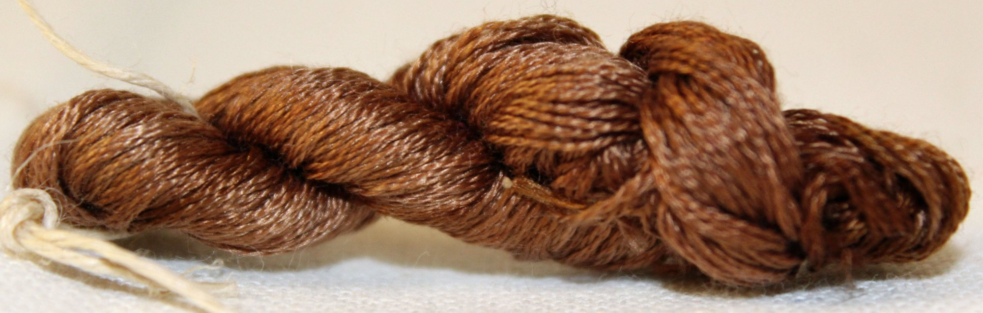Caramel- Hand-dyed Embroidery Floss