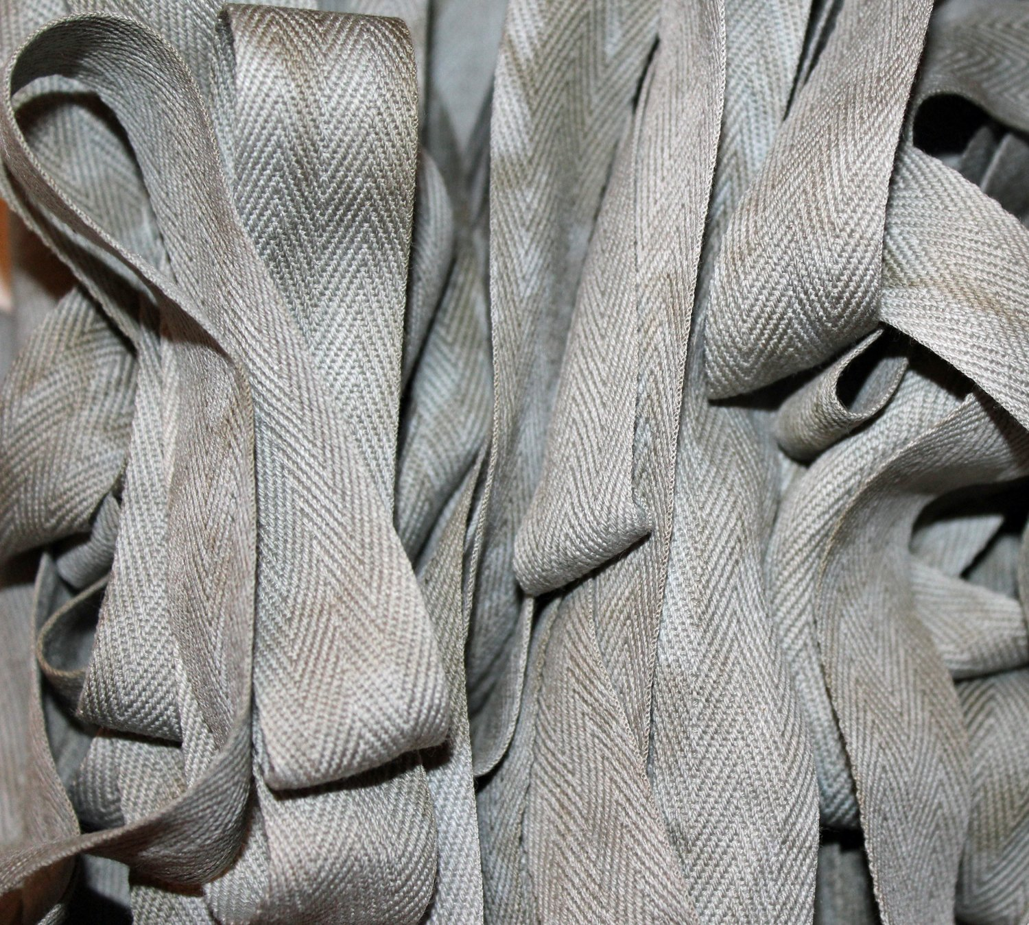 Cyprus - Hand-dyed Cotton Twill Tape