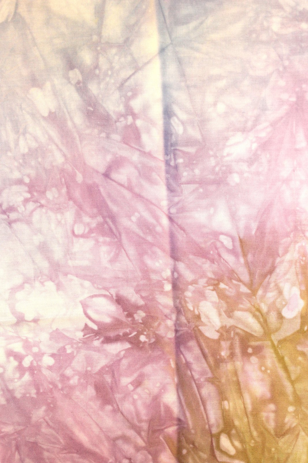 Wisteria Hand-Dyed Cotton Fabric