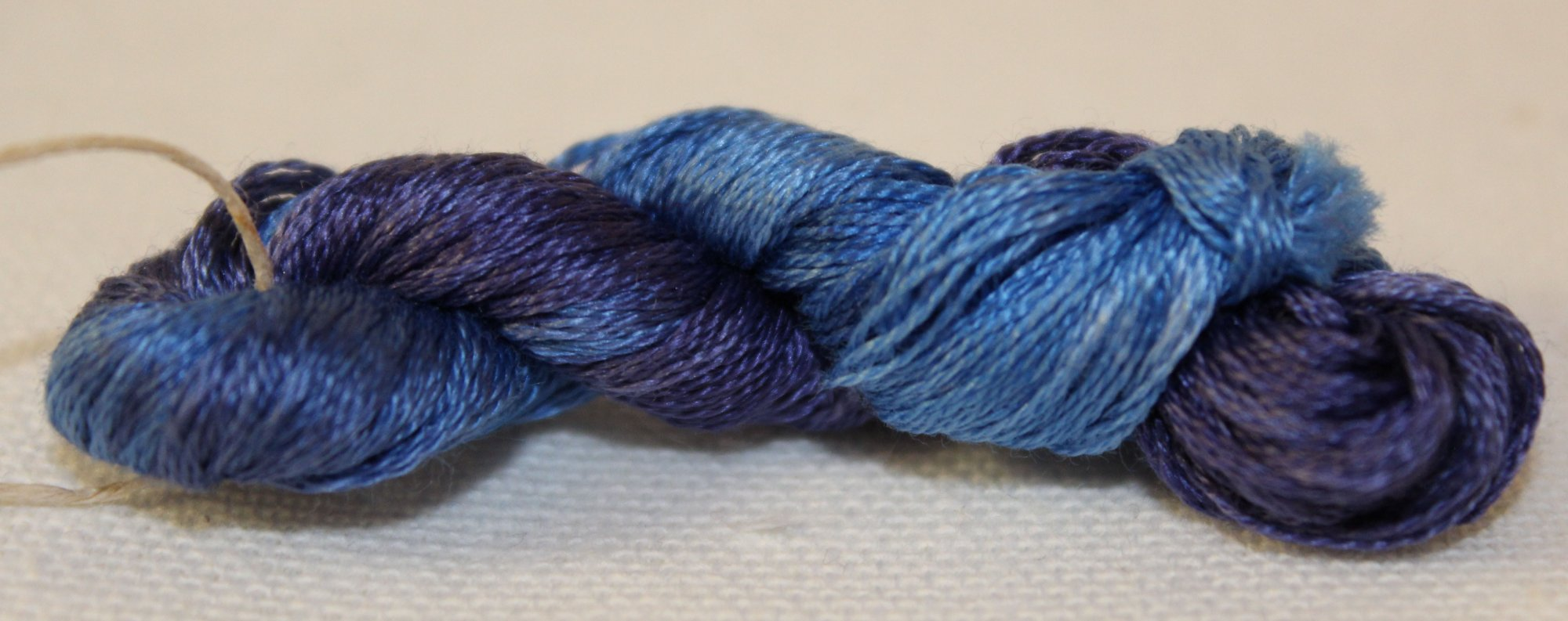 Blackberry- Hand-Dyed Embroidery Floss