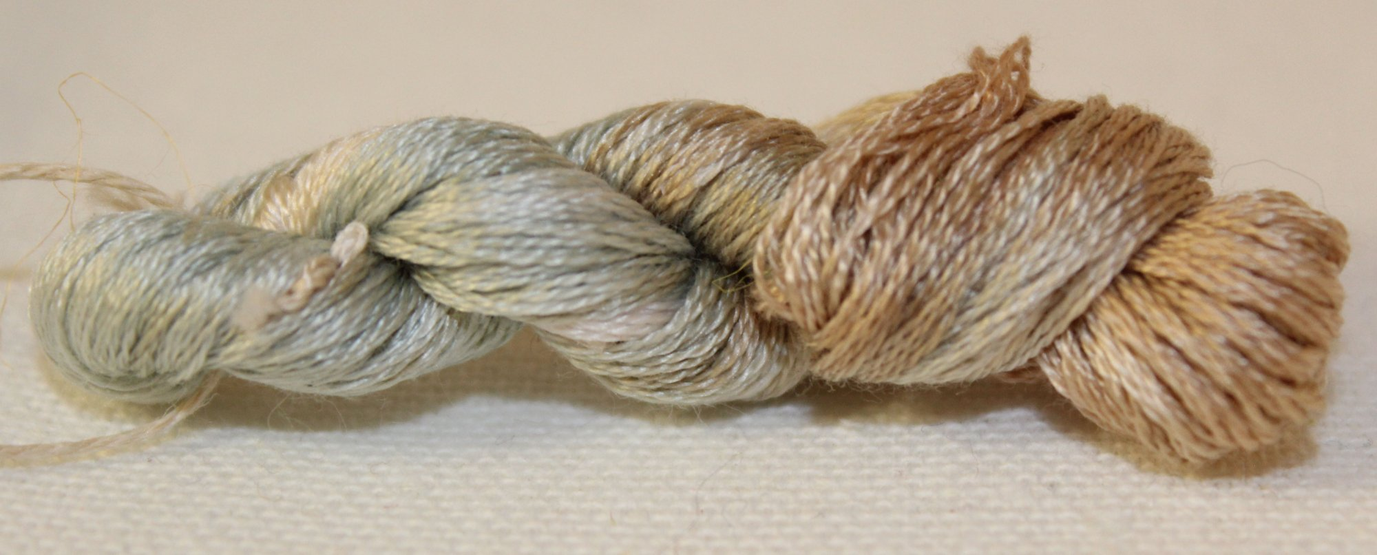 Linen- Hand-Dyed Embroidery Floss