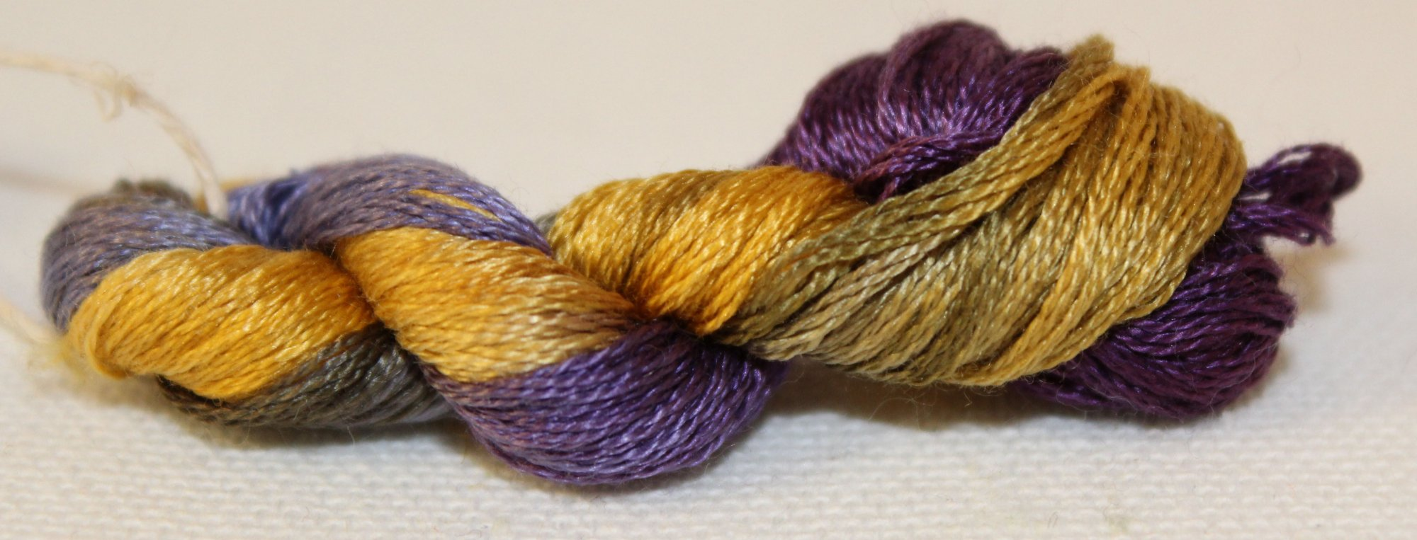 Morning Glory- Hand-Dyed Embroidery Floss