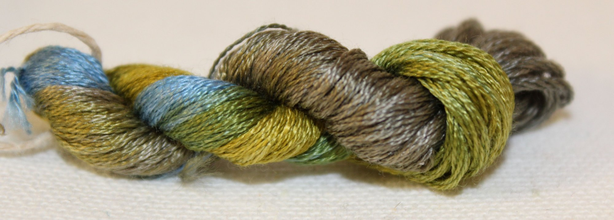 Mountain Vista- Hand-Dyed Embroidery Floss