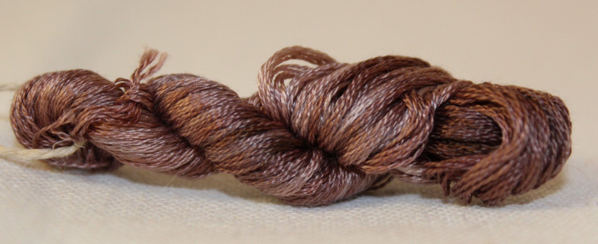 Cocoa- Hand-dyed Embroidery Floss