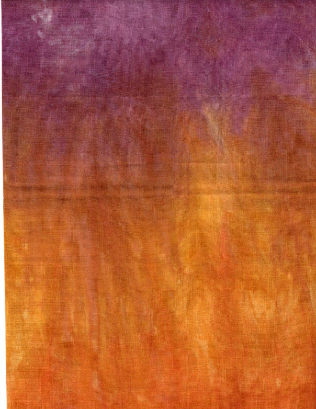 Gelato Hand-Dyed Organdy FQ