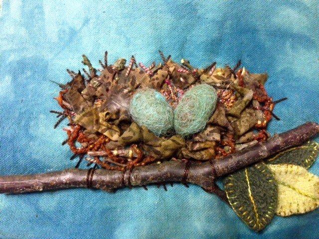 Hatch! Nature's Treasures Pattern by Susan Edmonson