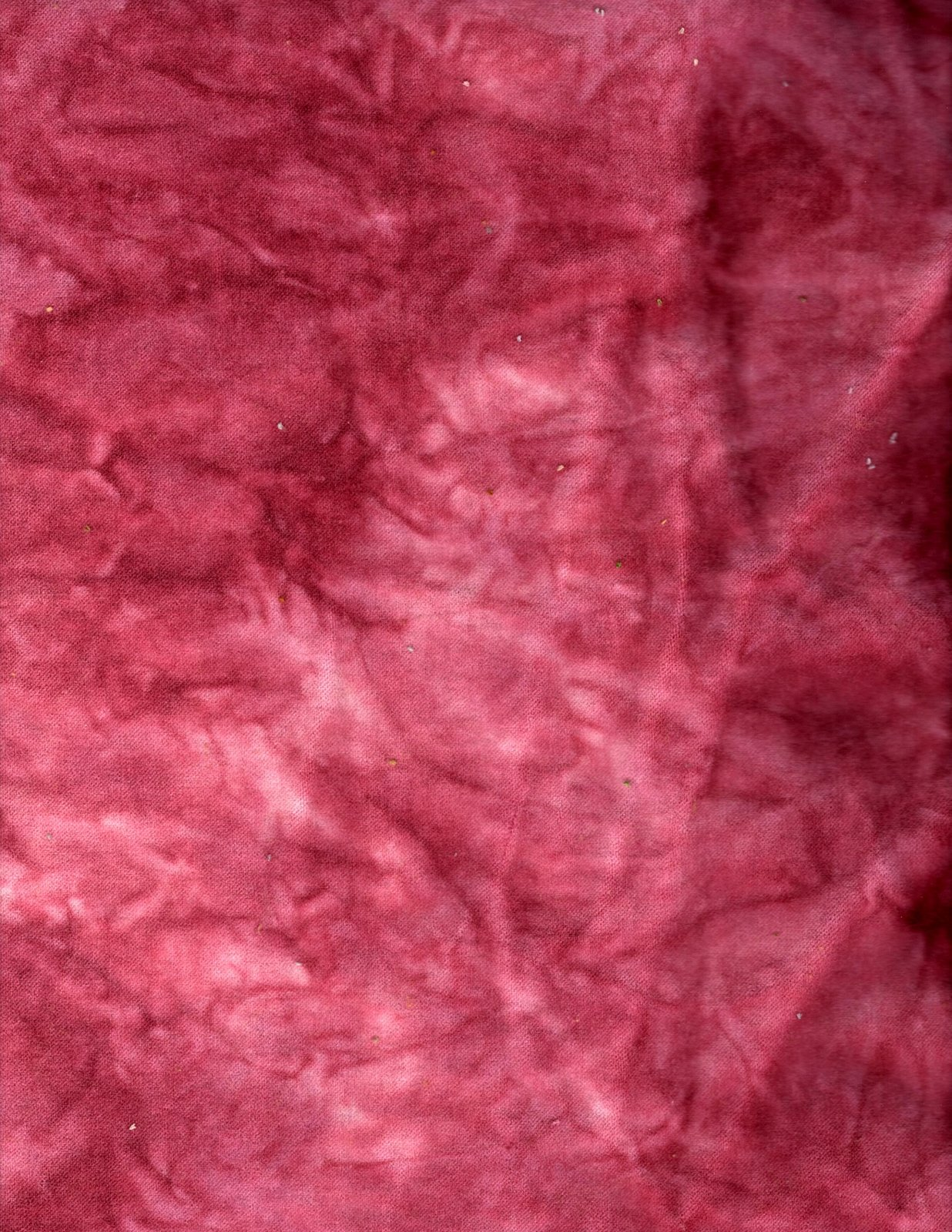 Peony Hand-Dyed Cotton Velveteen 9in x 10in