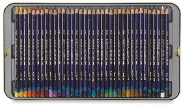 Inktense Pencil set 36 by Derwent