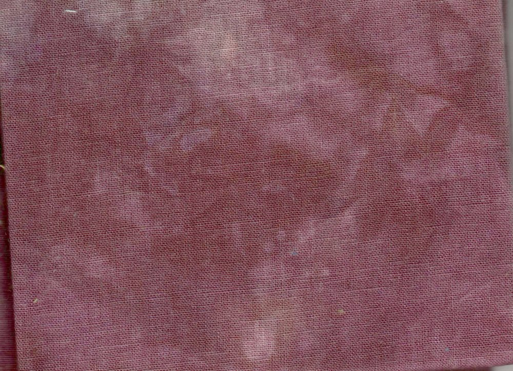 Cocoa Hand-Dyed Linen Fat Quarter