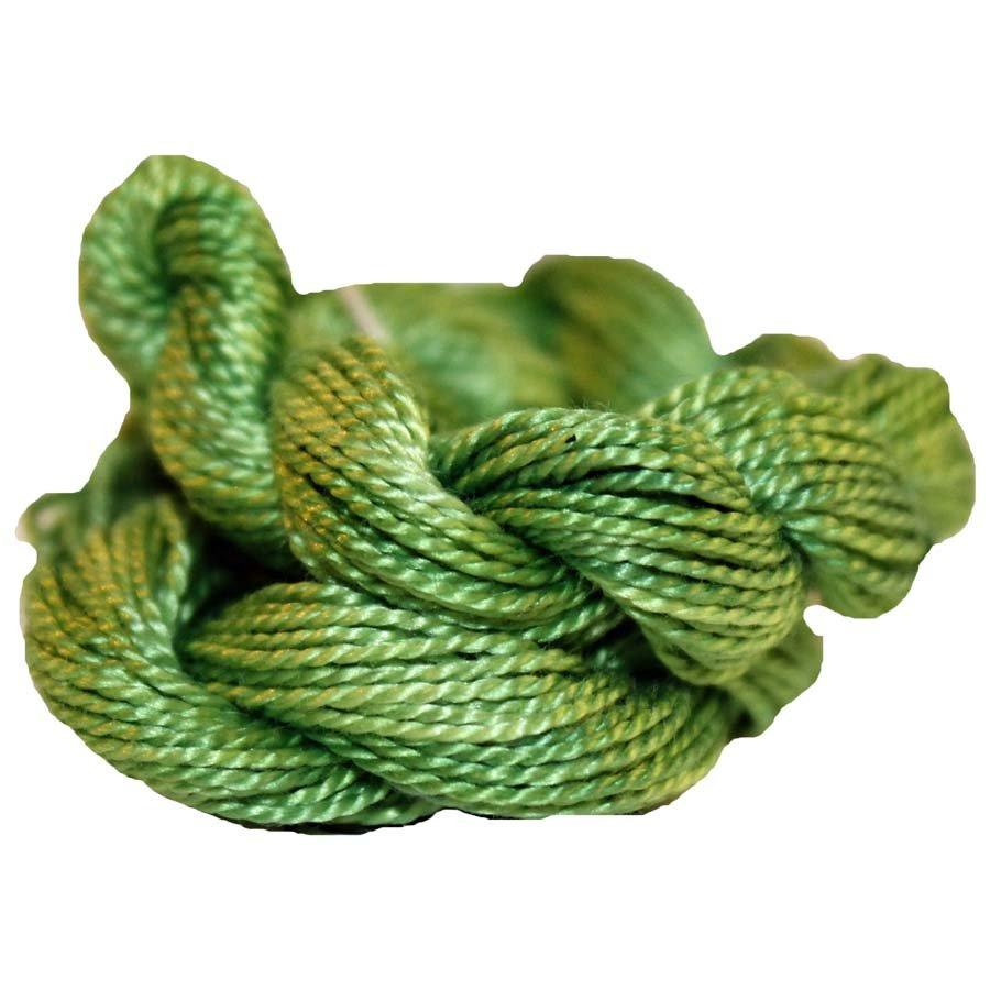 Kudzu Hand-Dyed Perle Cotton Size 8