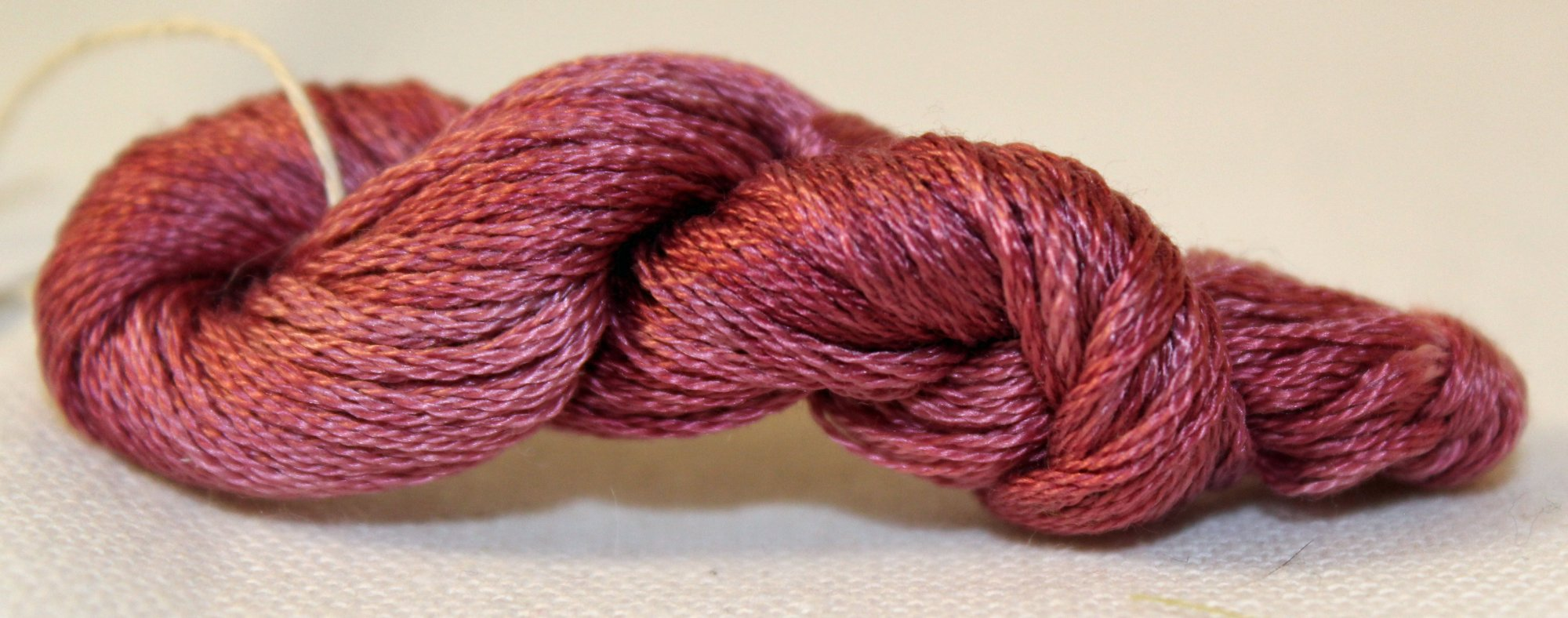 Merlot- Hand-dyed Embroidery Floss