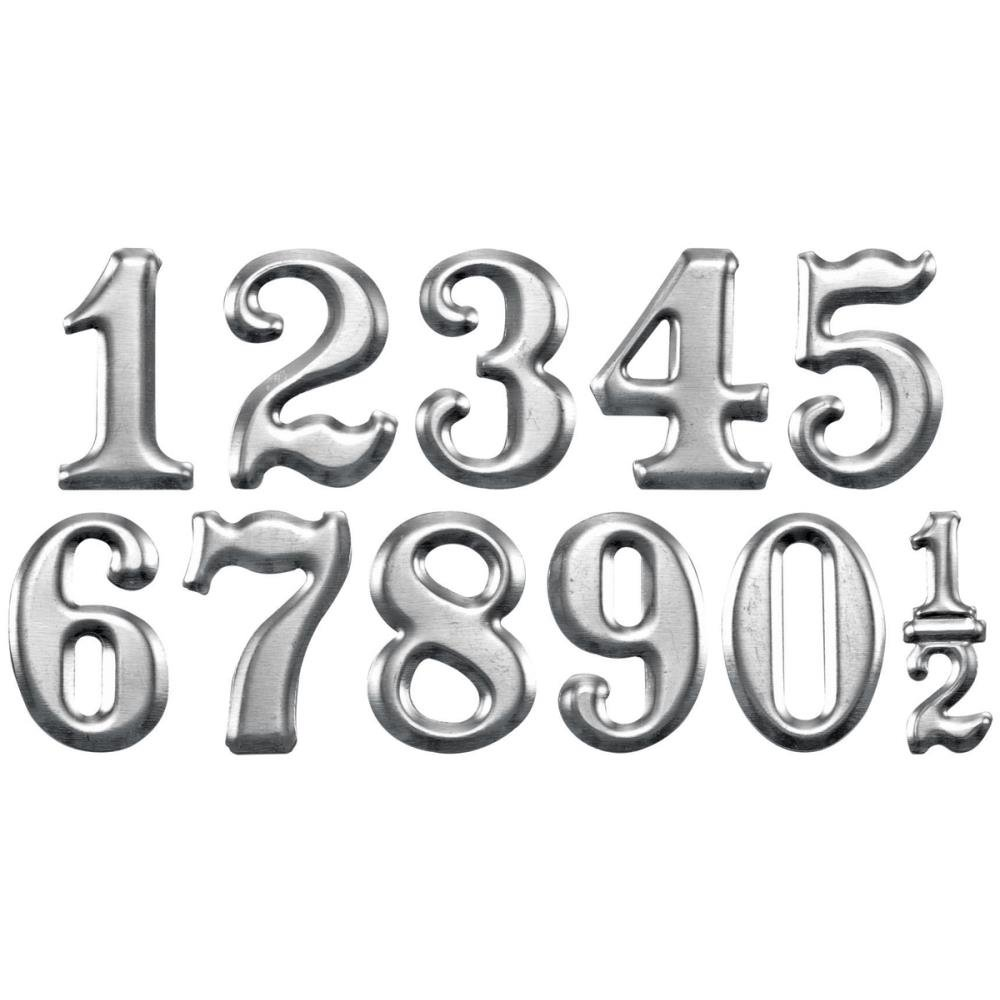 Tim Holtz Idea-ology Mini Numerals 11pc