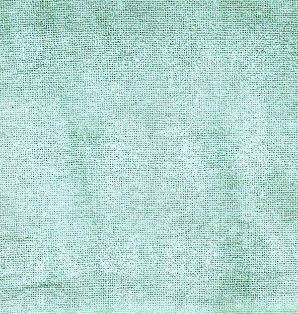 Mint Hand-dyed Osnaburg