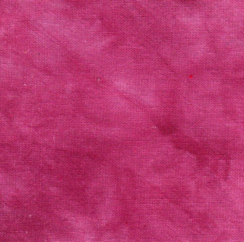 Merlot Hand-Dyed Osnaburg