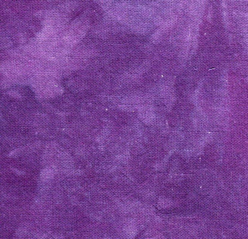Plum Hand-Dyed Osnaburg