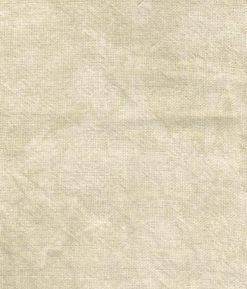 Parchment Hand-Dyed Linen Fat Quarter