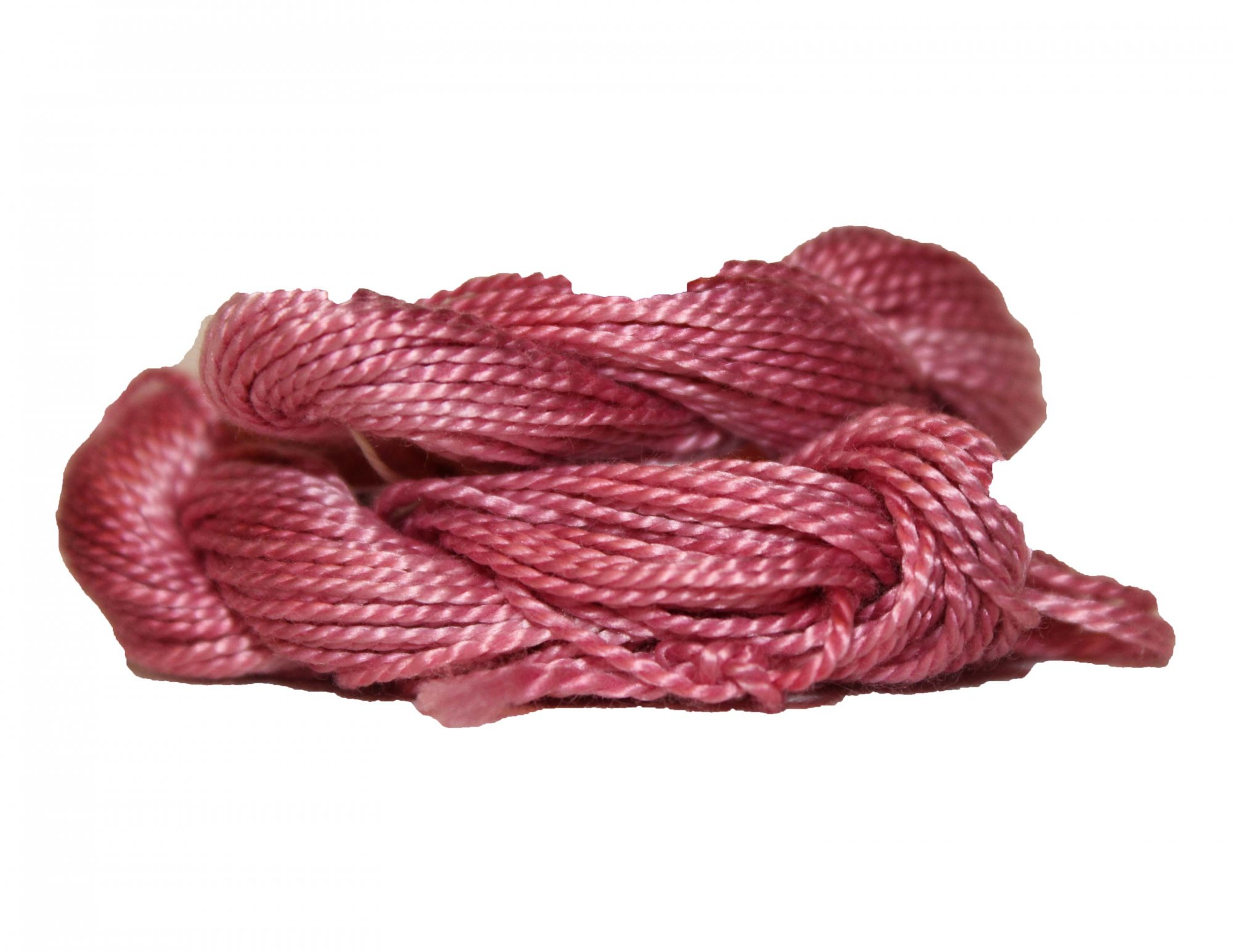 Peony Hand-Dyed Perle Cotton Size 5