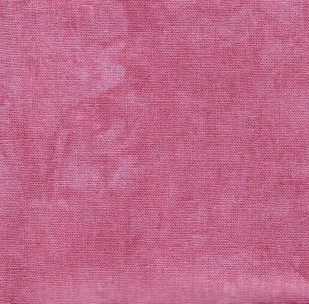 Peony Hand-dyed Linen