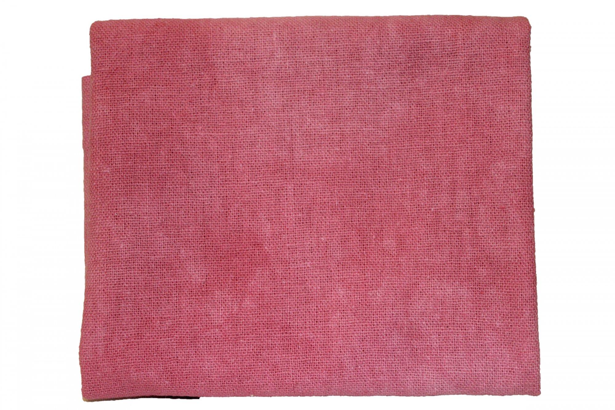 Peony Hand-dyed Linen