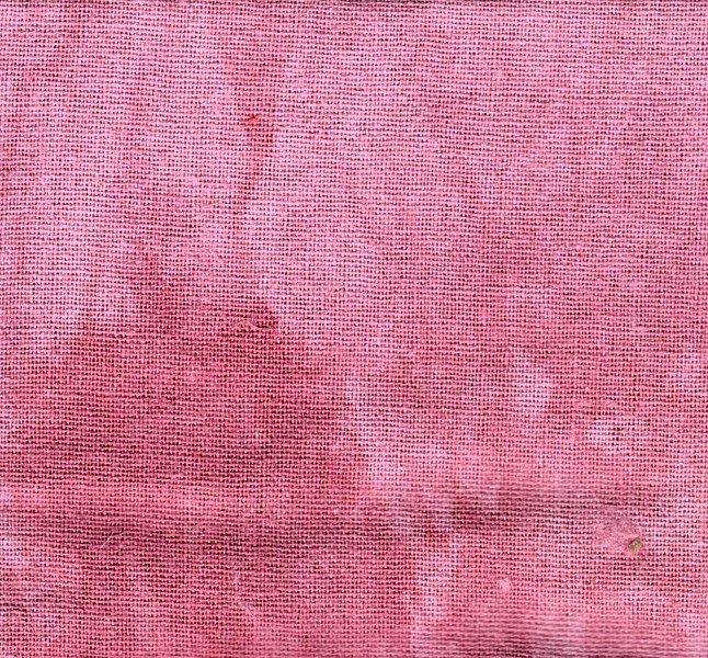 Peony Hand-dyed Osnaburg