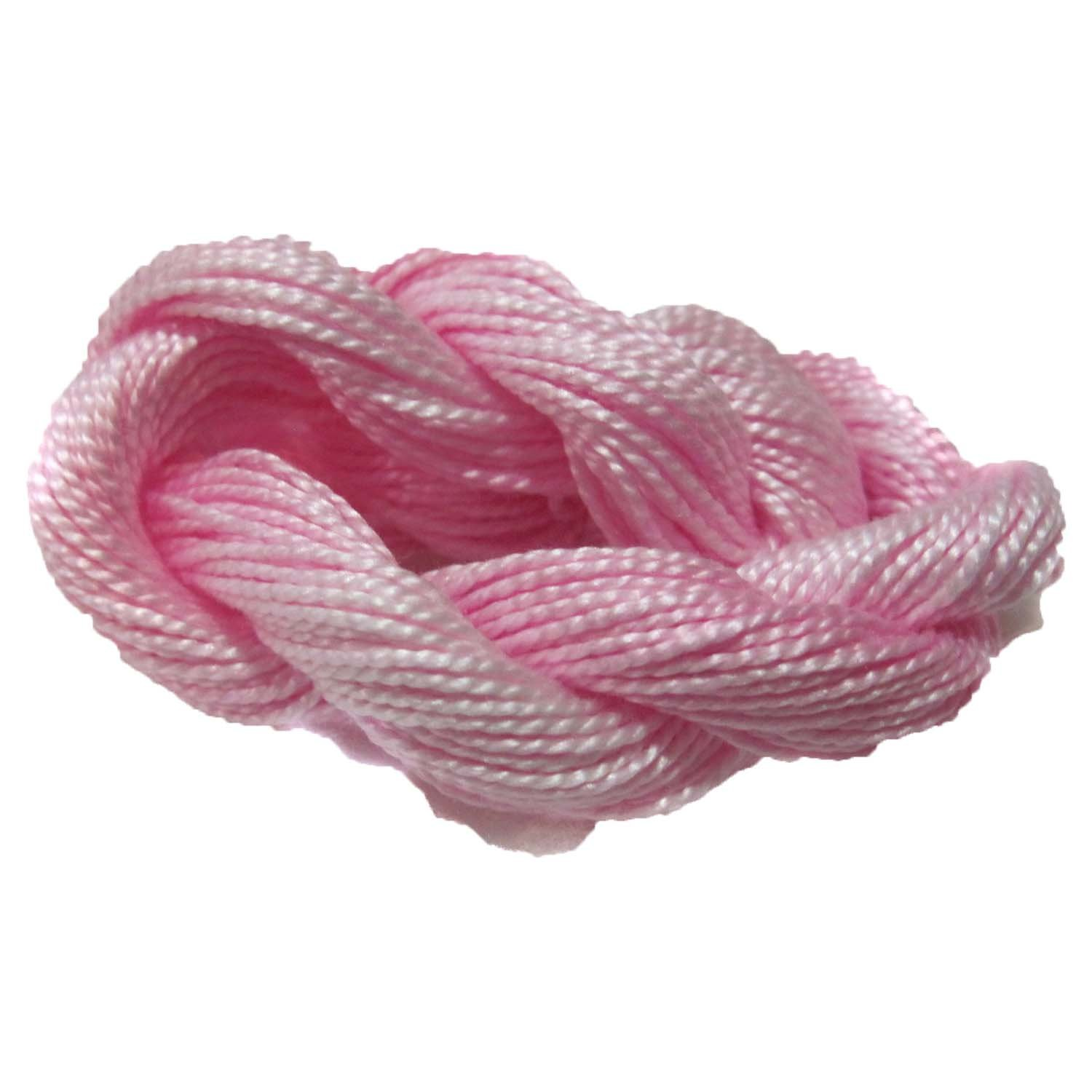 Pink Dogwood- Solid Hand-Dyed Perle Cotton Size 5