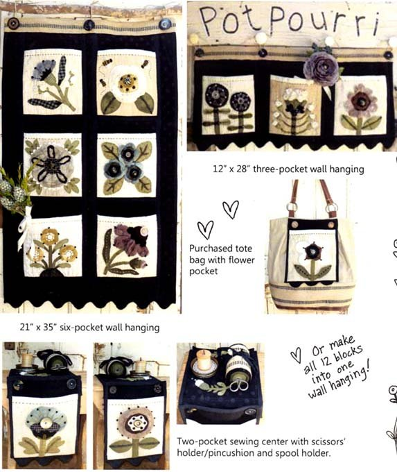 Pocket Potpourri by Heart to Hand