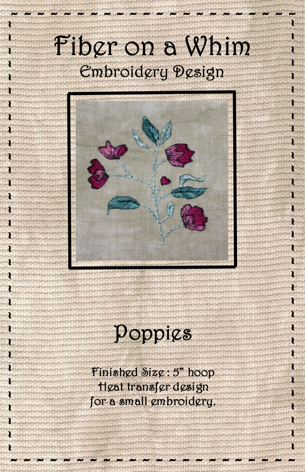 Poppies Heat Transfer Design