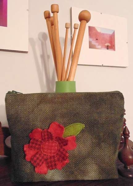 Rose Garden Pouch Kit