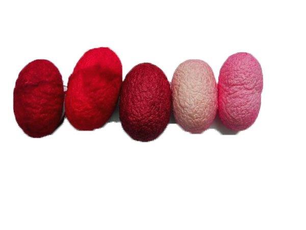 Rose Petals Cocoon Mix 5pc