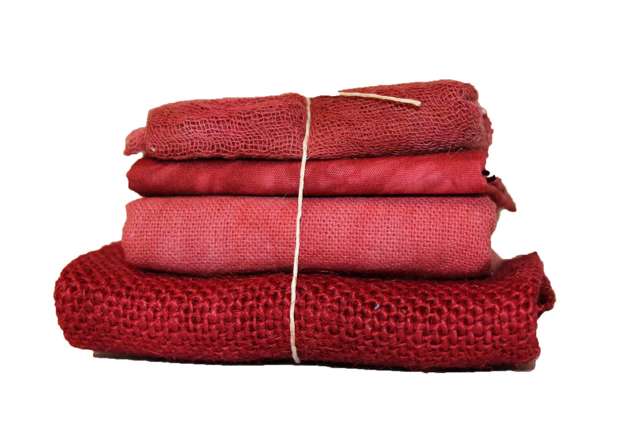 Tuscan Bindle - Cheesecloth, Cotton, Osnaburg, & Burlap