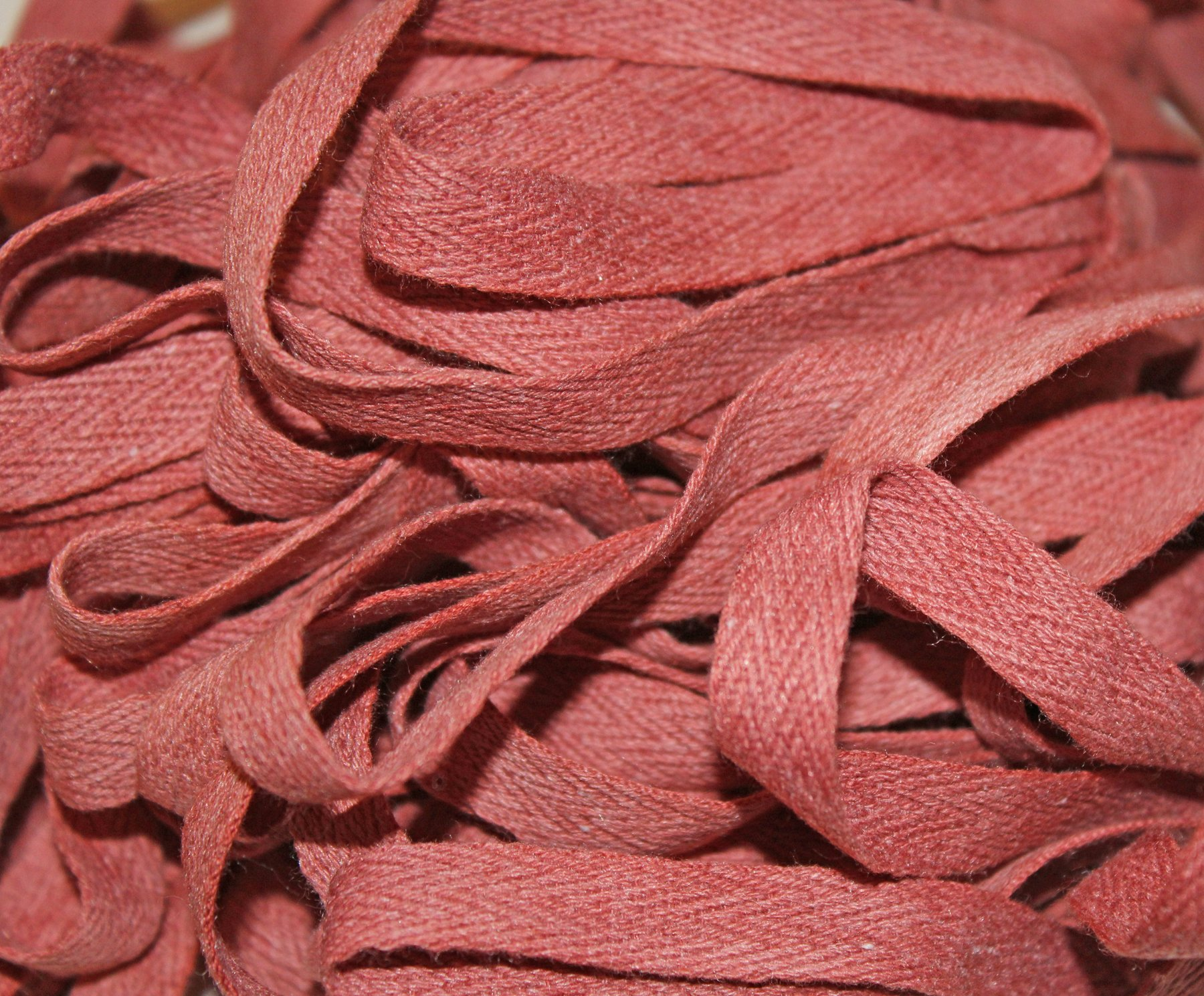 Tuscan - Hand-dyed Cotton Twill Tape