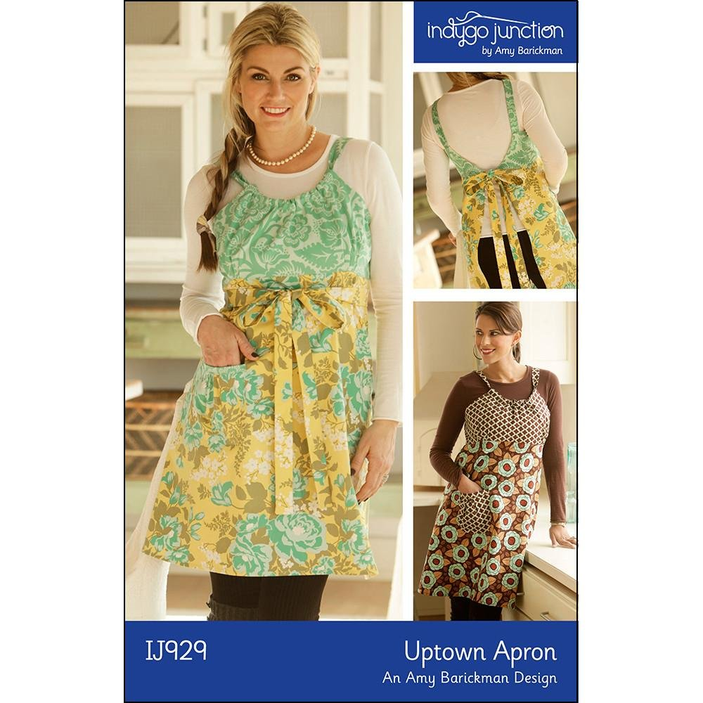 Uptown Apron by Indygo Junction