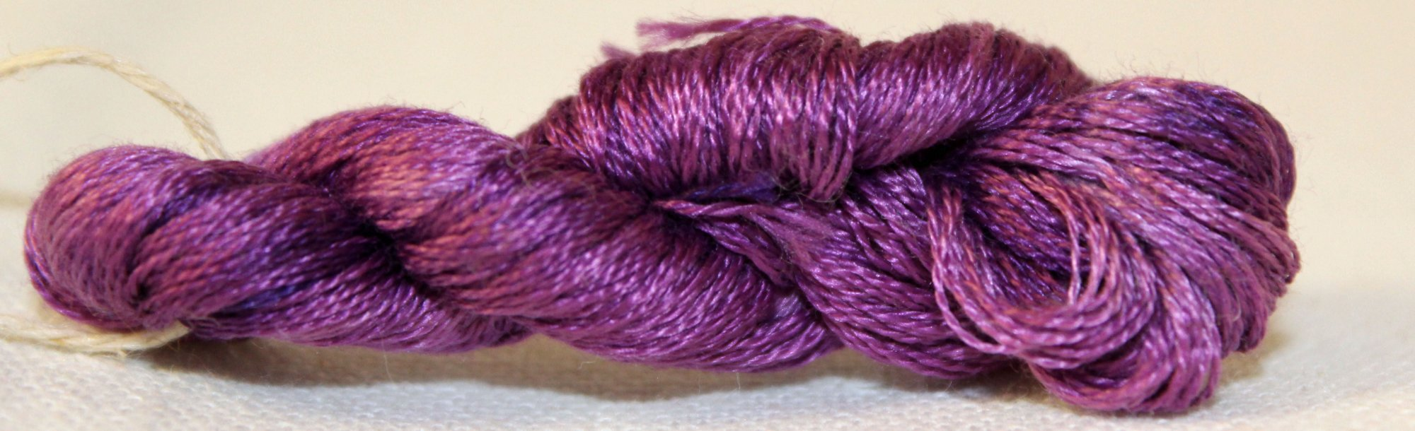 Violets- Hand-dyed Embroidery Floss