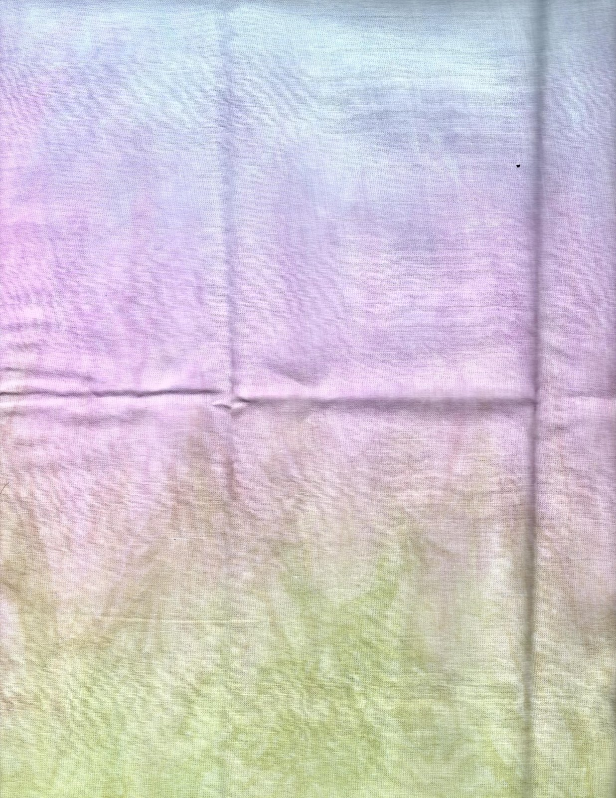Wisteria Hand-Dyed Organdy FQ
