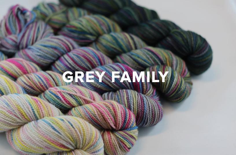 Koigu Grey Gradient Pack