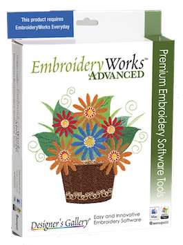 EmbroideryWorks Advanced Upgrade