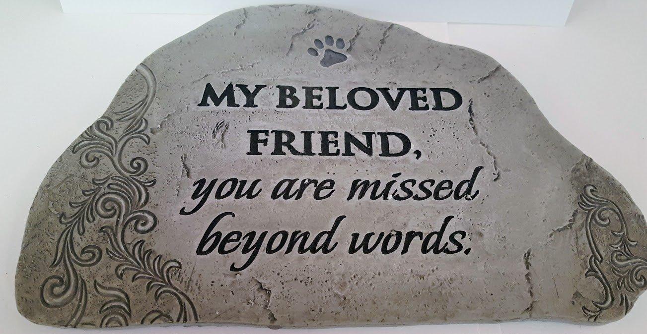 Beloved Friend Memorial Marker